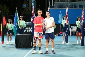 Nicholas David Ionel futuro tenis