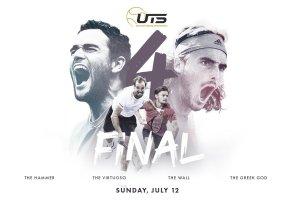 ultimate tennis showdown semifinales