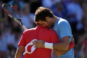 Federer Del Potro Juegos Olímpicos Londres