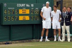 isner mahut partido más largo historia tenis wimbledon