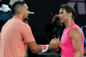 Kyrgios declaraciones US Open Nadal