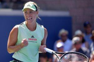 Kerber Tomljanovic US Open 2020
