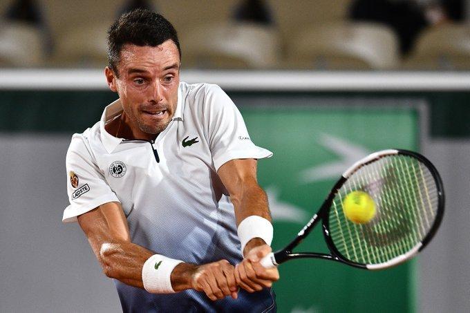 Bautista Gasquet Roland Garros