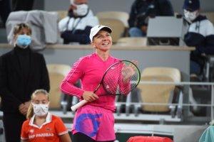 Halep Sorribes Roland Garros