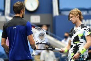 Rublev declaraciones US Open
