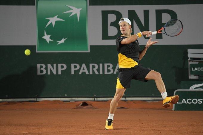 Schwartzman Giustino Roland Garros