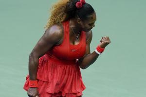 Williams Pironkova US Open