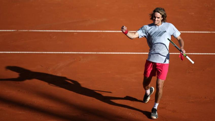 Tsitsipas Lajovic ATP Hamburgo