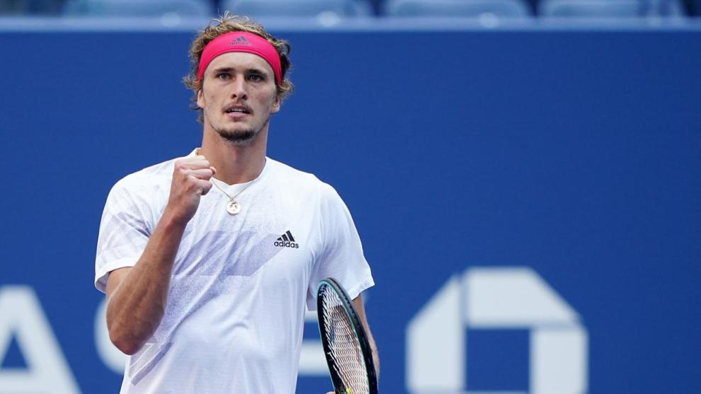 Zverev Carreño US Open