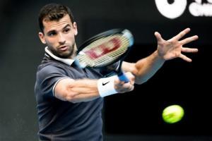 Tsitsipas Dimitrov ATP Viena
