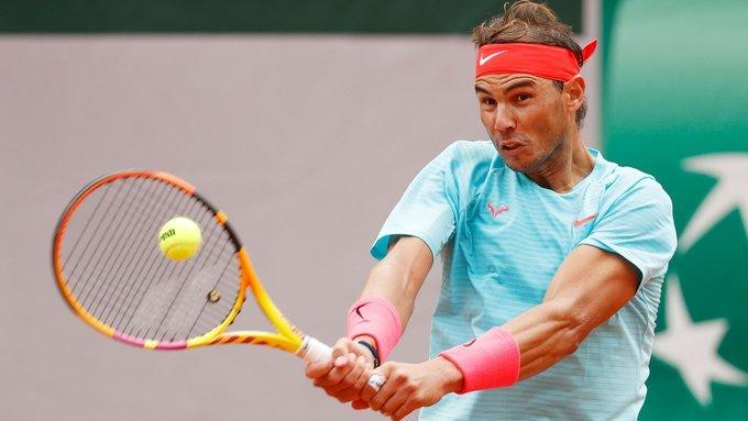 Nadal Travaglia Roland Garros