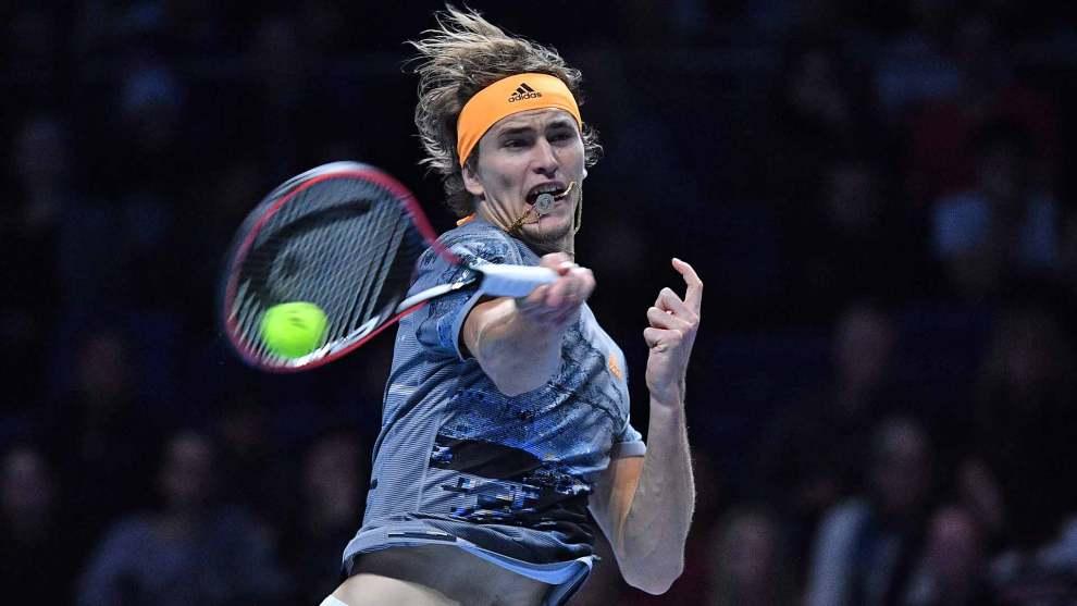 Zverev Nitto ATP Finals 2020