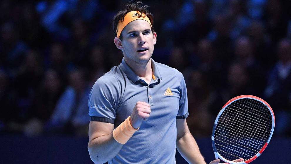 Thiem Nitto ATP Finals 2020