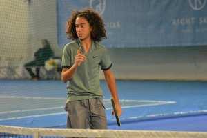 Fadi Bidan joven tenista