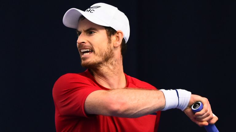 Murray Norrie Battle of the Brits