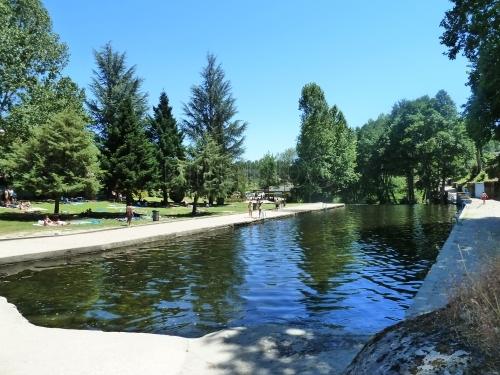 Piscinas Naturales Madrid y alrededores  Canal Viajeros