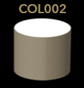 COL002 smooth column
