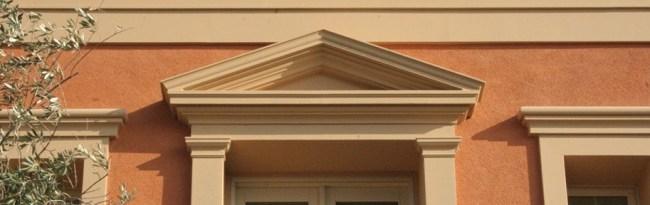 Pediments