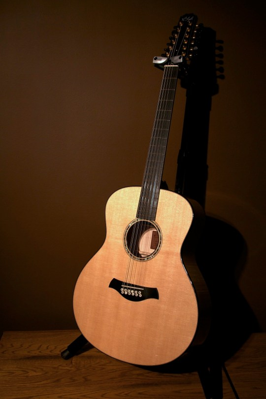 R Taylor Style 1 12-String (front)