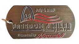 Freedom Four Miler 4M