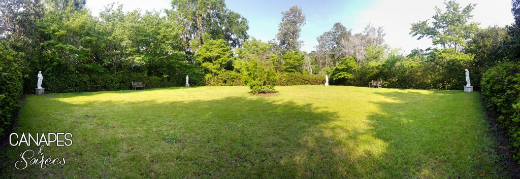 Middleton Place Secret Garden