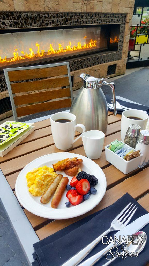 Breakfast at Liberty Kitchen in Omaha