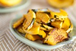 Roasted Dumpling Squash Side Dish