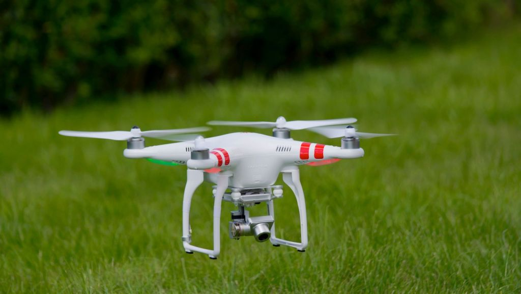 Drone Based Survey