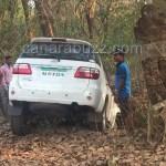 Shimoga, MLA Hattappa Halappa, a vehicle accident,