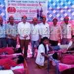 Shivaji jayanti guttigeri galli Blood donation camp