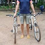 Iris , Dirk , Germany,bicycle