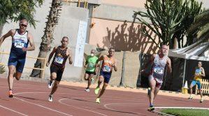 La Ciudad Deportiva de Gran Canaria coronó a los másters Canarios