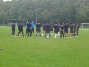 La Federación Tinerfeña de Fútbol oferta un curso federativo de entrenador de fútbol UEFA C
