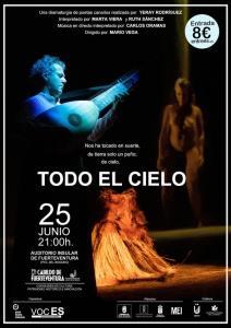 El Auditorio Insular de Fuerteventura acoge mañana el espectáculo del verseador Yeray Rodríguez