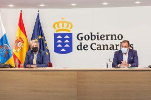 El Gobierno presentará alegaciones al auto del TSJC que suspende la exigencia de certificado COVID en interiores