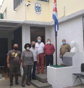 Ahora Canarias se reúne con la Cónsul General de Cuba en Canarias