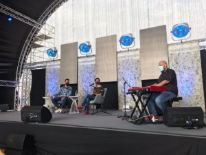 Los versos majoreros marcan el arranque de la segunda jornada de la Feria del Libro de Fuerteventura