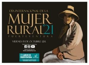Fuerteventura celebra mañana el Día Internacional de la Mujer Rural con un acto homenaje a todas las mujeres del sector primario de la Isla