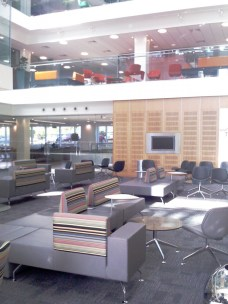 microsoft UK reading building