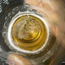 Beer Glass Bottom