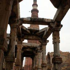 canariasagusto-india2012-delhi qutub minar 2