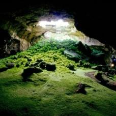 Cuevas Tulelake, California