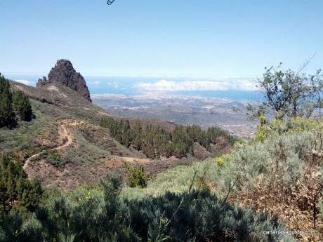 Pico de Las Nieves & Roque Nublo (1)