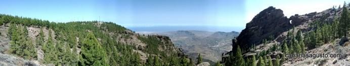 Pico de Las Nieves & Roque Nublo (17)