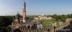 Bara Imambara - Panoramica