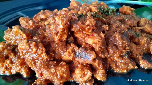 Butter Chicken - Producto Final