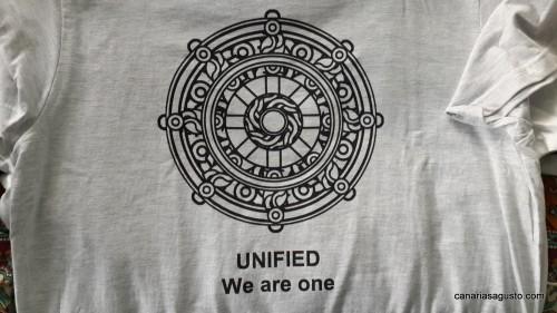Camiseta Vector Dharma