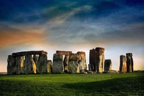 Stonehenge, Wiltshire - Inglaterra