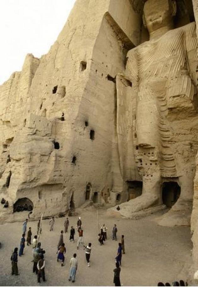 Los Budas de Bamiyan de Afganistan
