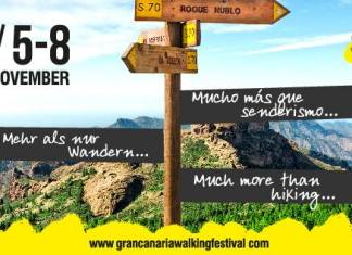 gran canaria walking festival 2015